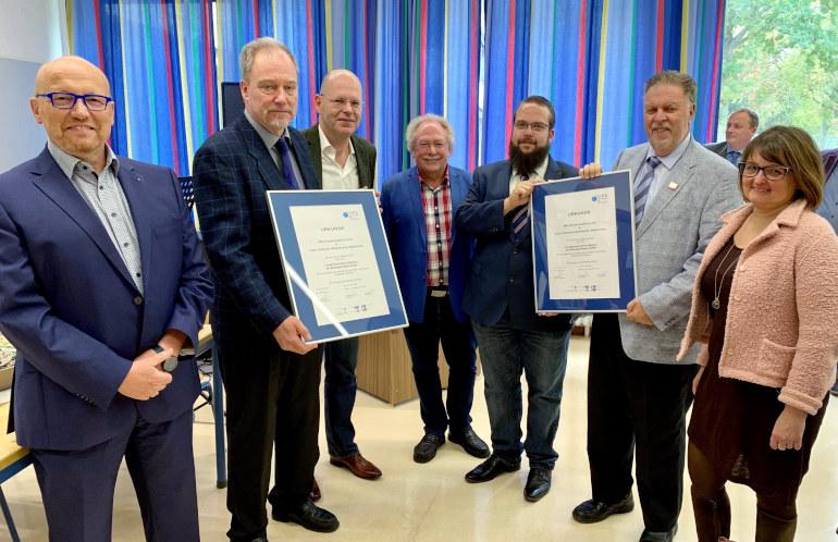 Anita-Lichtenstein-Gesamtschule Geilenkirchen und die Willy Dohmen GmbH & Co. KG seit 25. September KURS-Lernpartner