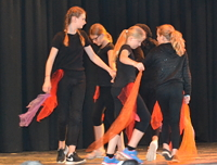 Tanzaufführung