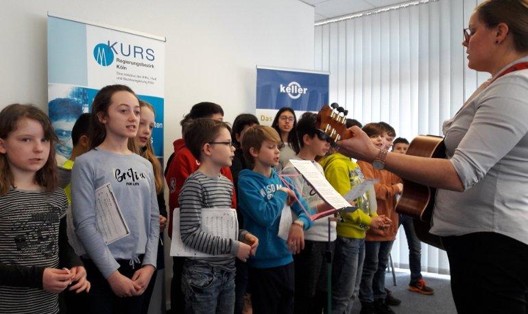 Neue KURS-Lernpartnerschaft zwischen Gesamtschule Troisdorf-Sieglar und Keller GmbH