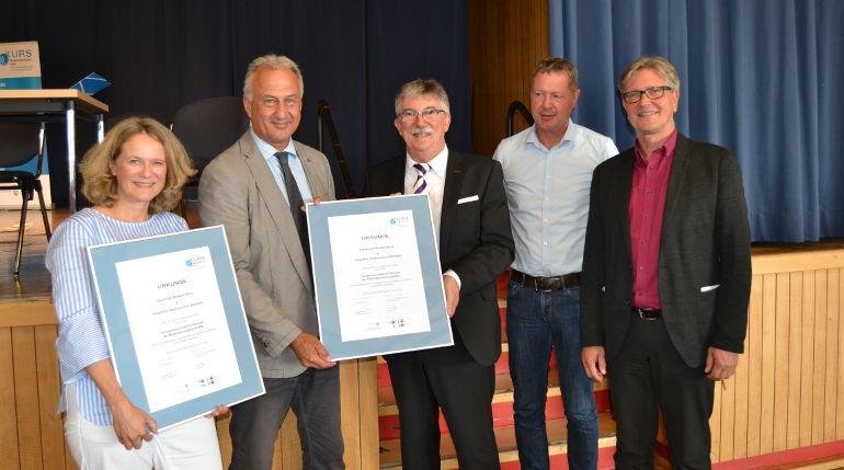 Neue KURS-Lernpartnerschaft ywischen Deutsche Museum Bonn und der Integrierten Gesamtschule Oberpleis