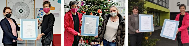 Stadt Meckenheim schliesst 2 Neue Lernpartnerschaften
