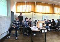 Azubis lehren Datenschutz und Textformatierung