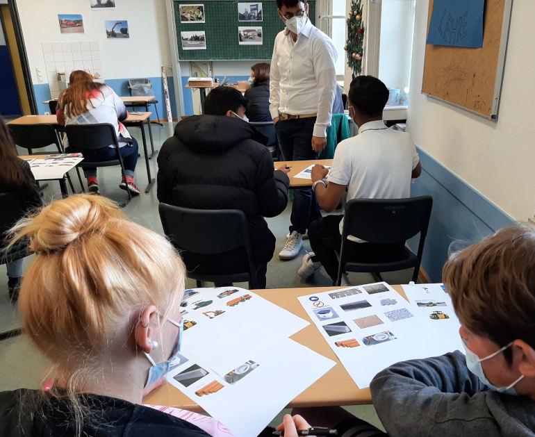 Lernpartner im Unterricht