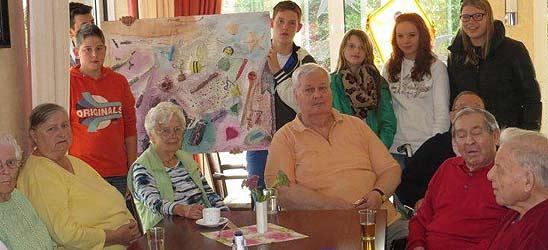 Tastbild für Seniorenzentrum
