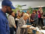 Ratifizierung der KURS Lernaprtnerschaft in Düren